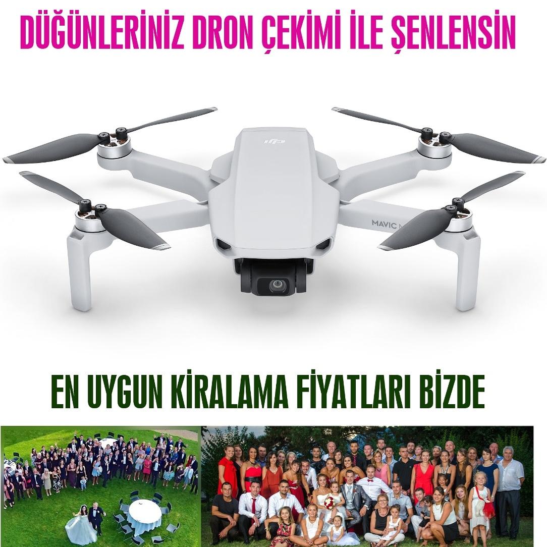 Dron çekimleri hava fotoğrafcılığı